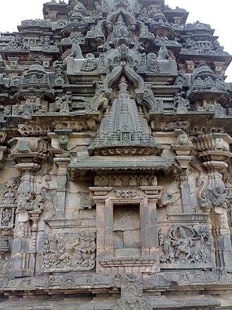 Lakkundi - Nanneshwara Temple at Lakkundi