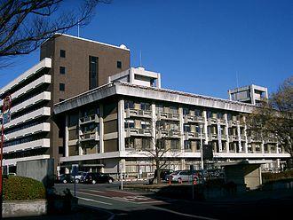 Kiryū, Gunma - Kiryū city hall