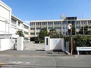 Kishiwada City Industrial High School.JPG