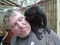 Kisses from howler monkey.jpg