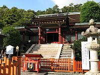 Kisyu Toshogu tomon.jpg