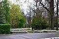 Kivertsi Volynska-brotherly grave of soviet warriors view from street-2.jpg