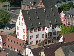 Klingenberg am Main, Germany - Stadtschloss