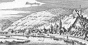 Klingenberg am Main De Merian Hassiae