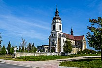 Kościół par. pw. Najświętszego Serca Jezusowego, 1924-1931.jpg