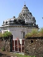 Kolaba fort central temple