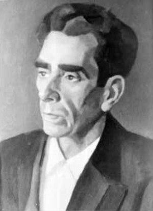 Koldo Mitxelena - Portrait of Koldo Mitxelena