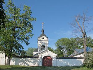 Priozersky District - Kazan Skete of the Konevsky Monastery