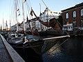 Kopenhaga - Kanał portowy Nyhavn - panoramio.jpg