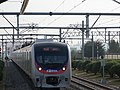 Korail 331911 at Munsan Station.JPG