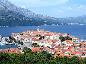 Korčula - Korčula (town)