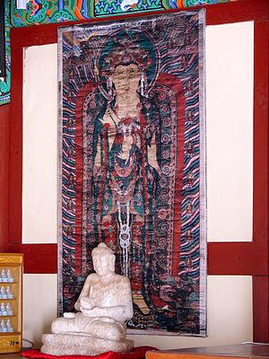 Geumdangsa - Image: Korea Jinan Geumdangsa 3834 07 Gwaebultang
