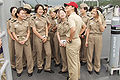 Korean Navy midshipmen visit Frederick.jpg