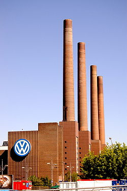 Vw Of America >> Volkswagenwerk – Wikipedia