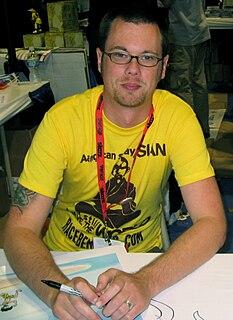Mike Krahulik American artist