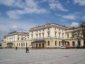 Kraków Główny railway station