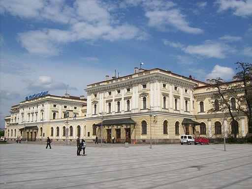 Estación de Kraków Główny