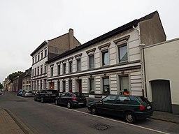 Clemensstraße in Krefeld