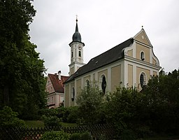 Kreuzpullach in Oberhaching