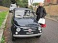 Kris and Cinquecento in Rome, Italy.jpg