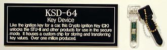 STU-III - KSD-64A Crypto Ignition Key