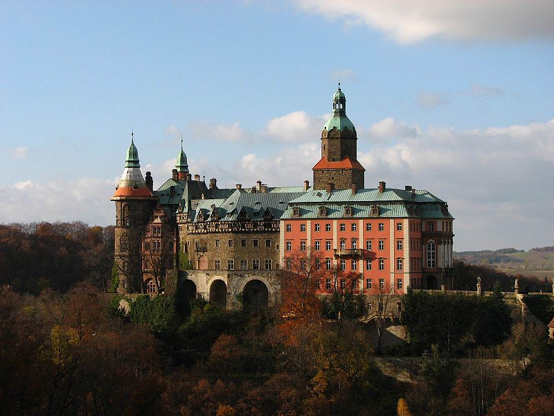 Castles And Palaces In Poland (with Pictures)