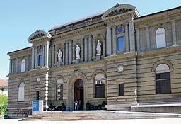 Kunstmuseum Bern, exterior view