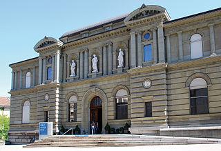 Art museum in Bern, Switzerland