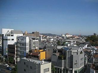 Chūgoku region - Image: Kurashiki panoramio Nagono