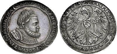 Stempel Walther Dresden locumtenenstaler