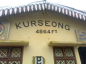 Kurseong - Kurseong Railway Station