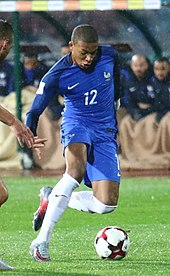 e1b953e1 Nike Hypervenom 3 boots were commissioned for French prodigy Kylian Mbappé
