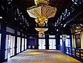 Kyoto Kosho-ji Rechte Halle Innen 1.jpg
