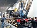 Kyoto Railway Museum (10) - JNR 230 locomotive model 233.jpg