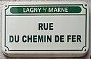 L1717 - Plaque de rue - Rue du Chemin de fer.jpg