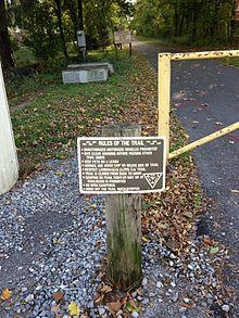 Lebanon Valley Rail Trail Wikipedia