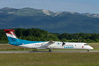 LX-LQA - DH8D - Luxair