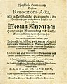 L Osiander - Christliche Erinnerung Bey dem Reuocations-Actu 1622 (AN18.2-13).jpg