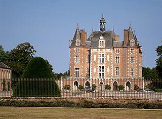 Château de La Ferté-Imbault