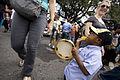 Ladies & Men & Women of Unity on Danneel St Tambourine.jpg