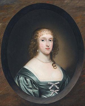 Edmund Bowyer (died 1681) - Image: Lady Bowyer, by Cornelis Jonson van Ceulen