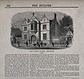 Lady Owen's School, Islington. Wood engraving, 1840. Wellcome V0013551.jpg