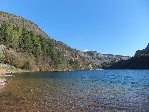 Lago di Lases 1