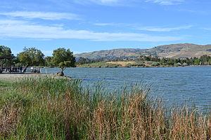 Lake Cunningham - Image: Lake Cunningham 2