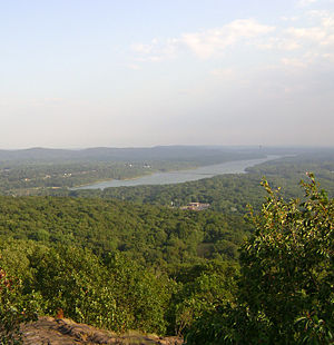 Congers, New York - Lake DeForest