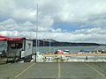 Lake Yamanakako from bus for Kawaguchiko Station 1.jpg