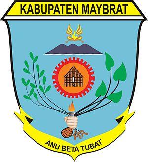 Maybrat Regency - Image: Lambang Kabupaten Maybrat, Papua Barat