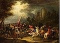 Lambert de Hondt (II) - Die Erleuchtung des heiligen Paulus - 1682.jpg