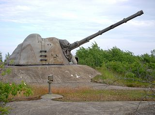 12 cm tornautomatpjäs m/70 gun