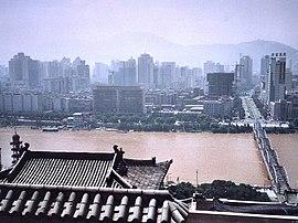 七大江河水系--黄河